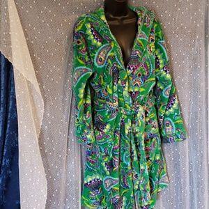 Vera Bradley Robe Size S/M